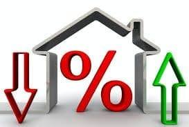 I tassi sui mutui non sono mai stati così bassi nella storia della Repubblica