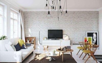Idee low cost per arredare il soggiorno di casa